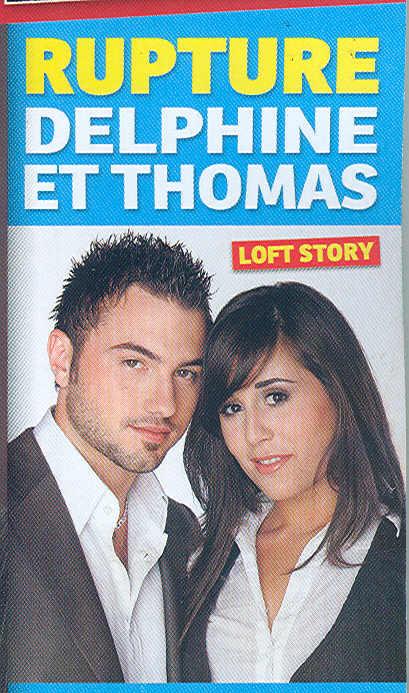 Delphine et Thomas se séparent!