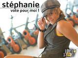 Stéphanie sera au ballottage pendant trois semaines!